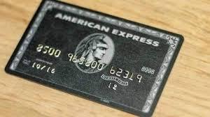 amex black card s perks