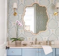 lotus wallpaper in aqua galbraith paul
