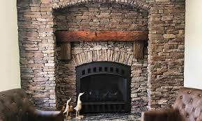 stone fireplace surround ideas you ll