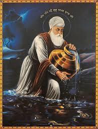 sikh guru images gallery parkash purab guru