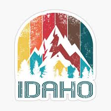 Idaho Stickers Redbubble