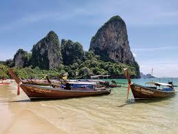 railay beach thailand