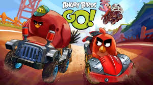 Angry Birds Go! on the App Store - iTunes - Apple - Race As The ...