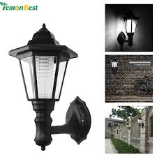 led solar garden light outdoor