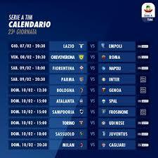 Serie A oggi Sky e DAZN | Orari partite diretta tv e streaming ...