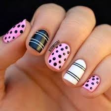 101 easy nail art ideas and designs for