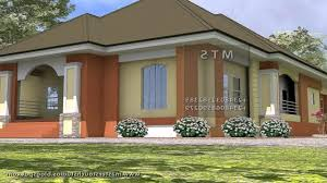 three bedroom bungalow house plans in