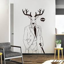Deer Wall Decals The Treasure Thrift