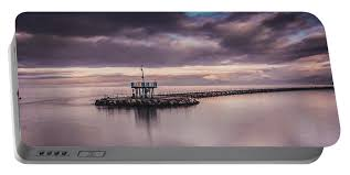 Herne bay Portable Battery Charger for Sale by Adrian Bennett