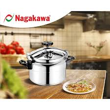 Nồi áp suất gas Nagakawa NAG1471