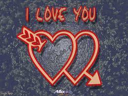 صور مكتوب عليها بحبك I Love You 2020 رمزيات خلفيات حب 2020