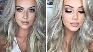 prom hair and makeup tutorial 2016