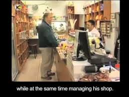 Effie Fisher is a Sandwich Shop Owner and United Hatzalah Volunteer -  YouTube
