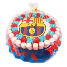Tarta Chuches Fc Barcelona