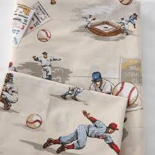 nursery and kid bedding sets baseball