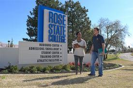 Profile for Rose State College - HigherEdJobs
