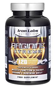 iron labs nutrition arginine xtreme l