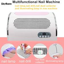 nail machine set nail dust collector
