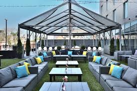the very best rooftop terraces in the