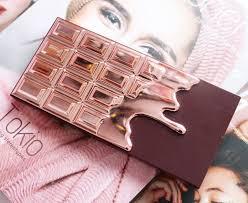 i heart makeup chocolate rose gold