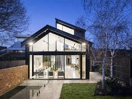 rear house extension ideas photo