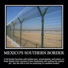 Boreal Expat Net Stupidity The Mexican Wall Edition