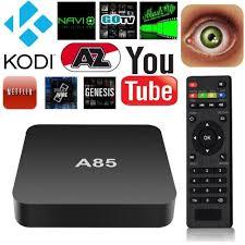 A85 TV Boxes Amlogic S805 Quad Core Set Top Box IPTV Android 4.4 Kitkat 4k  1GB/8GB XBMC Media Player Smart TV Box|smart tv box|tv boxset top box -  AliExpress