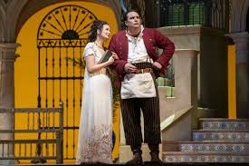 The Barber of Seville': A little off at the top, Lyric Opera production  builds to mighty finish - Chicago Sun-Times
