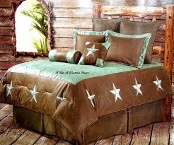 western bedding twin size bedding