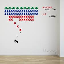 I Want Video Game Decor Gaming Decor Boys Wall Stickers