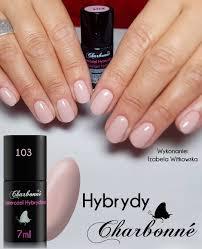 Idealne Wykonanie Manicure Pod Skorki Hybrydami Charbonne