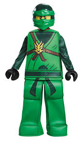 Check Out These Lego Ninjago Costumes Kids will Go CRAZY For!