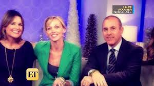 Entertainment Tonight - Former 'Today' Production Assistant Says Matt Lauer  Made Her F... | Facebook