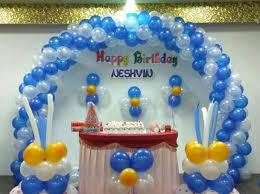 yashika balloon decoration