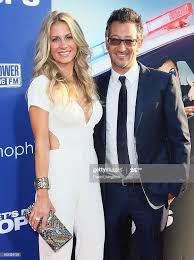 Director Luke Greenfield and wife Sarah Greenfield attend the... News Photo  - Getty Images