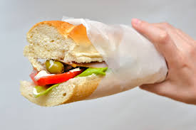 best low calories fast food lunch