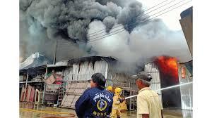 ไฟไหม้โรงงาน Archives 1 - ข่าวสด