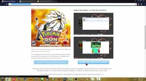 How to play Pokemon Sun and Moon on MAC or PC Guide! Download Citra 3DS  Emulator on Vimeo