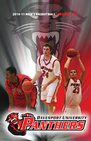 2010-11 Men's Basketball Media Guide by Davenport Panthers - issuu