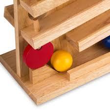 Đồ chơi trẻ em bằng gỗ - Trò chơi banh lăn thú vị, vui vẻ - Nhỏ mà ...