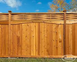 Parkdale Wood Fences Products Fence All Ottawa On