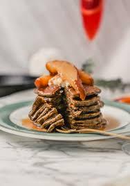 ermilk buckwheat pancakes