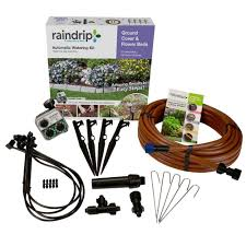 flower bed drip watering kit sdgcbhp