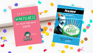 69 Funny Birthday Card Messages Wishes Quotes Funky Pigeon Blog