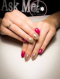 Paznokcie Hybrydowe Przedluzane Na Tipsie Semilac Manicure