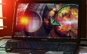 toshiba laptop hd wallpaper