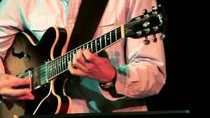 Adam Rogers Guitar improvisation H.264.mov - YouTube