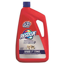 resolve 96 oz carpet cleaning solution