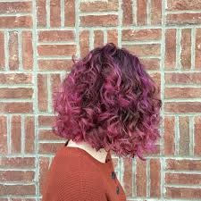 Melisa Smith on Instagram: Live colorfully or dye trying . . .  #hairtransformation #haircolor #colortransformation #haircuttransformation  #haircut #curlyhair in 2020