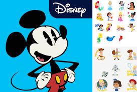 Free Disney Phone Stickers Add These Cute Apps Now